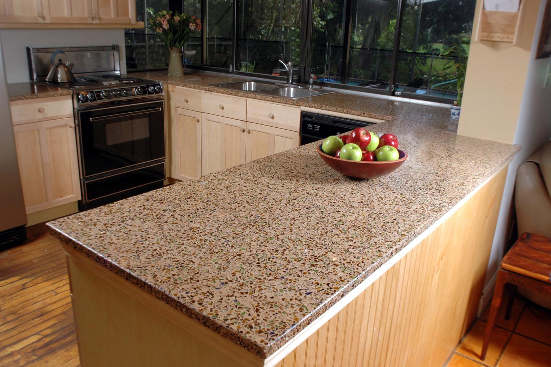 Lightweight Countertop Materials : Blaturile din lemn nu sunt foarte recomandate nici pentru bucatarie si ...